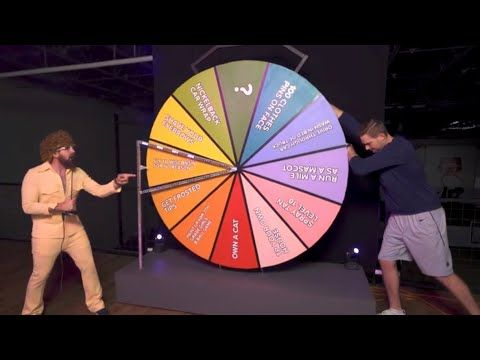 Wheel Unfortunate | Dude Perfect go subscribe they are the best