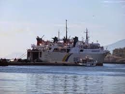 ΣΚΟΠΕΛΟΣ  ΝΙΟΥΣ Το πρώτο σε επισκεψιμότητα στις Σποραδες: Σκόπελος. με ένα πλοίο στη γραμμή των βορείων Σπορ...