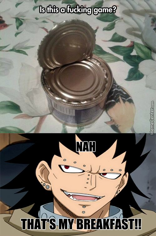 funny anime memes fairy tail - Google Search