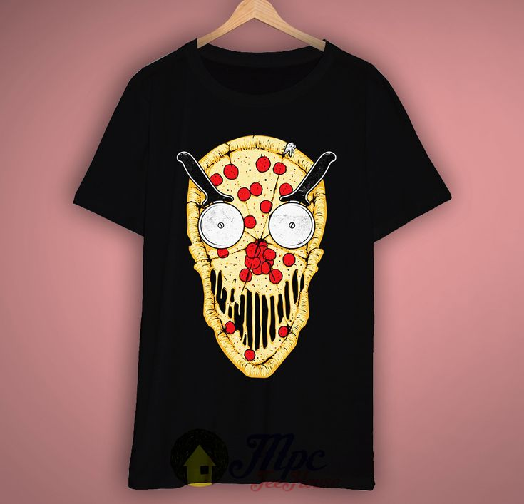 Like and Share if you want this  Pizza Skull T-Shirt     Pizza Skull T-Shirt Available Size S-2Xl. Mpcteehouse made and sale premium t shirt gift for him or her. I use only quality shirts such as Fruit of the Loom and gildan. The process used to make the shirt is the latest in ink to garment technology which is also eco-friendly. Pizza Skull T-Shirt available for men and women ...    Tag a friend who would love this!     FREE Shipping Worldwide     Get it here…