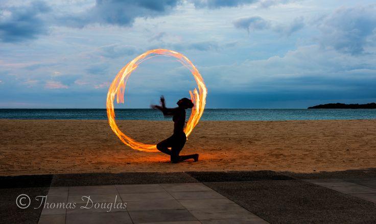 Fiji Fire dance by Thomas Douglas CameraNIKON D810 Lens24.0-70.0 mm f/2.8 Focal Length 48mm Shutter Speed 1/3 s Aperture f/5.6 ISO/Film 100