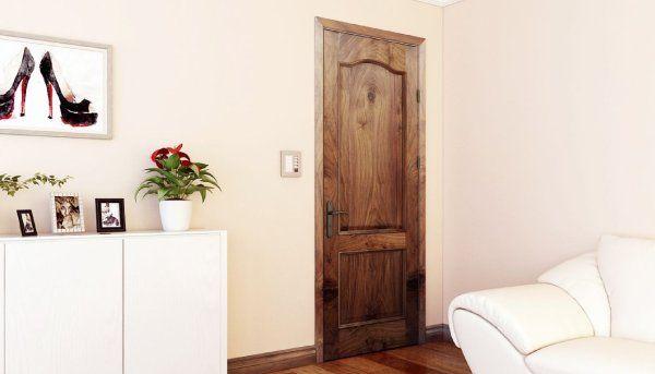 3 cách bảo quản cửa gỗ tự nhiên 1 cánh