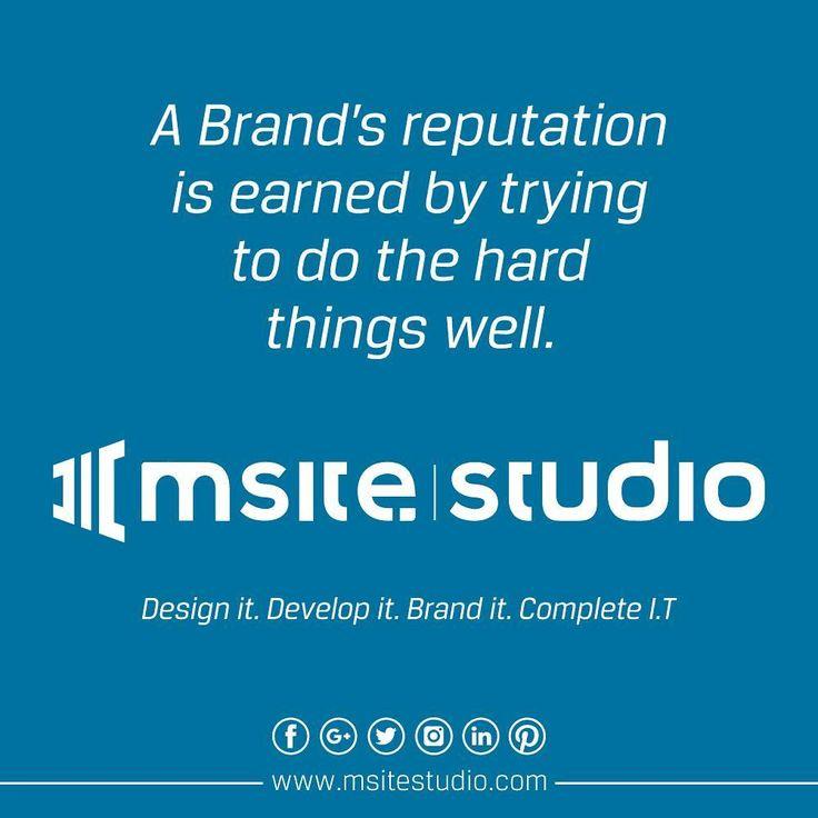 Design it. Develop it. Brand it. Complete I.T