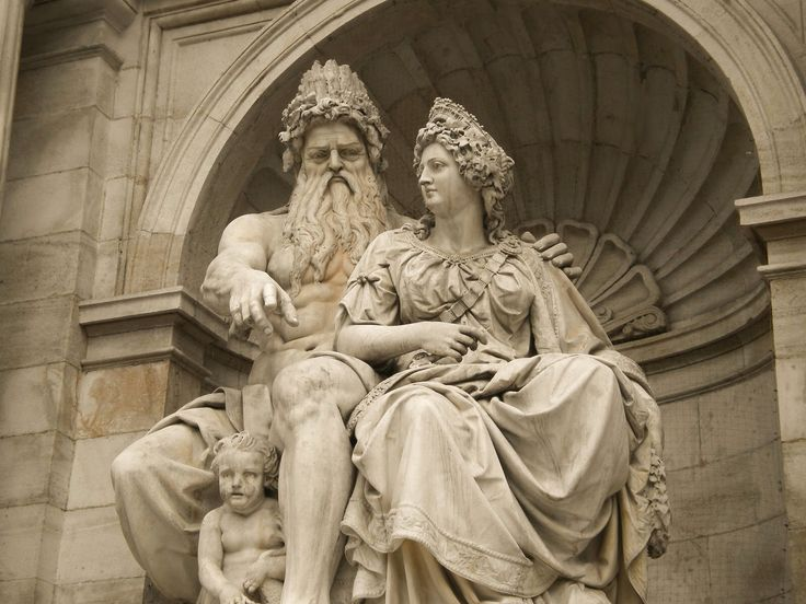 Ares is one of twelve children of Hera and Zeus.