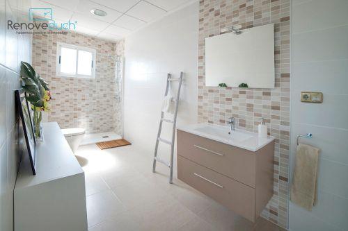 Cambiar bañera por ducha con Renoveduch
