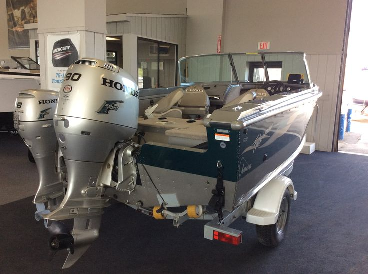 Used 2005 Lund 1700 Fisherman Walkthrough, Worcester, Ma - 01604 - BoatTrader.com