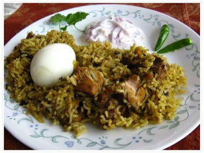 Chicken Biriyani | Sri Lankan Food recipes