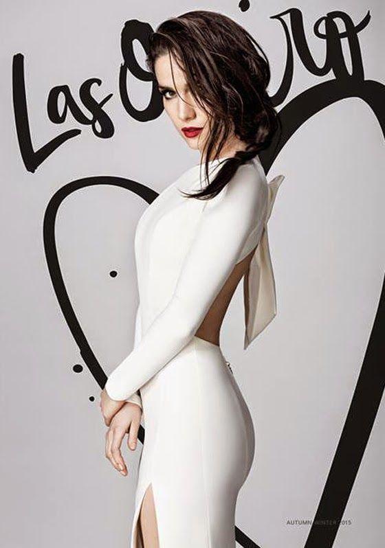 Natalia Oreiro posa para Las Oreiro Invierno 2015 | Bloc de Moda: Noticias de…