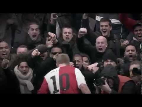 Het fantastische seizoen van Feyenoord! 2011/2012