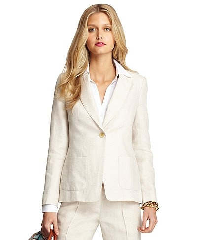 Women S Summer White Linen Suit Www Carteeimage Com Future