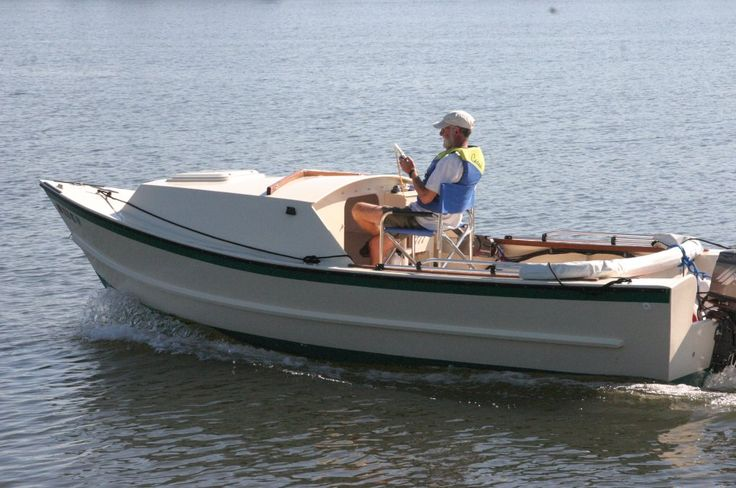 Tolman Standard Skiff with Cuddy Cabin | Tolman Skiff | Pinterest