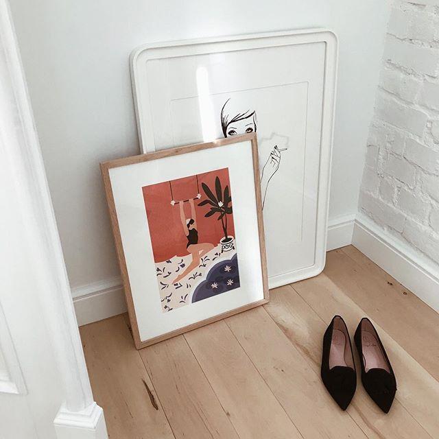 To chyba ostatni weekend, który przedreptam w odkrytych butach  #sweaterweather #septemberfashion @prettyballerinas