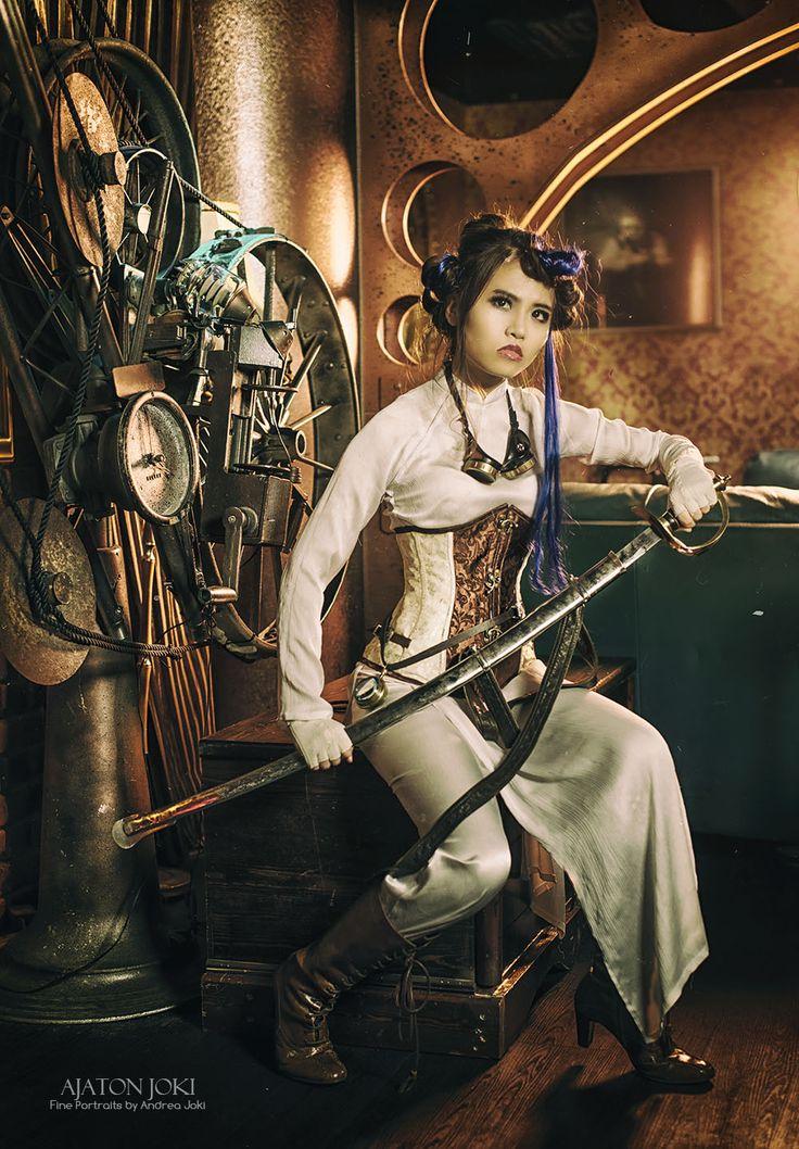Steampunk Indochine
