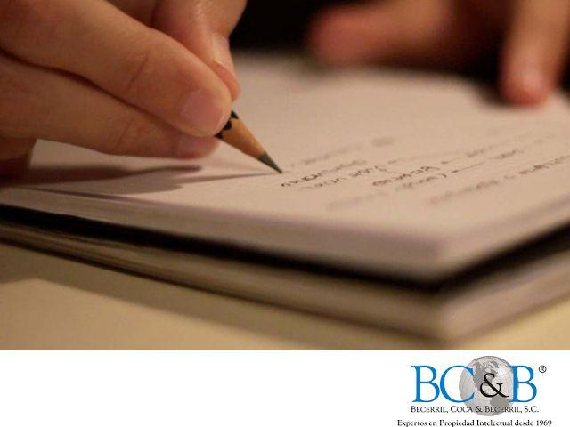 Redactamos por usted los documentos de sus patentes. TODO SOBRE PATENTES Y MARCAS. En Becerril, Coca & Becerril, buscamos liberar a los inventores de la costosa y tediosa actividad de redactar de principio a fin los documentos descriptivos y reivindicaciones de sus patentes. Nuestros especialistas realizan todos los trámites que requiera sobre registro de propiedad intelectual. Le invitamos a contactarnos al teléfono 5263-8730 o visitar nuestra página web. www.bcb.com.mx #patentes