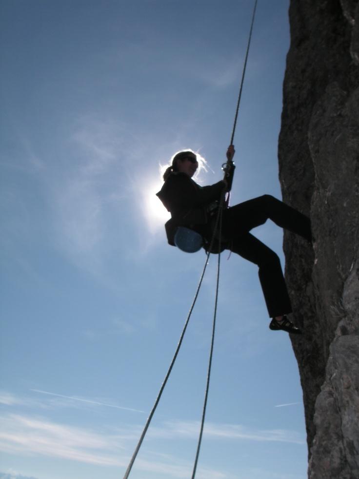 Goinger Halt - Climb in Wilder Kaiser