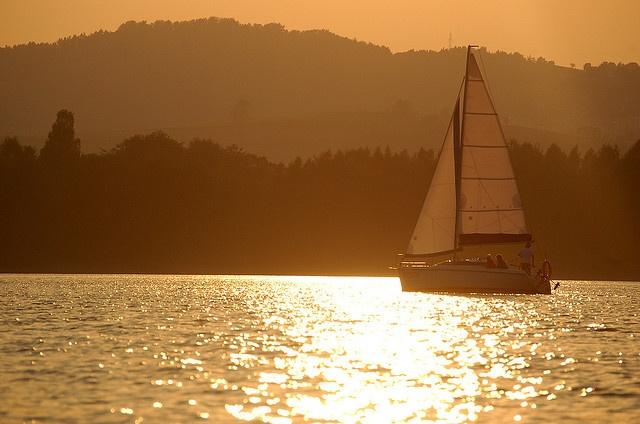 Solina Lake  #solina #lake #summer #poland #lato #jezioro #sunset #bieszczady