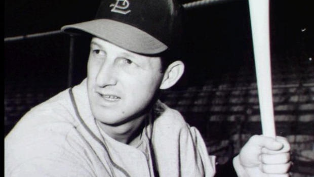 Stan Musial, the St. Louis Cardinals star with the corkscrew stance and too many batting records to fit on his Hall of Fame plaque, died Saturday. He was 92.    Stan the Man was so revered in St. Louis that he has two statues outside Busch Stadium — one just wouldn't do him justice. He was one of baseball's greatest hitters, shining in the mold of Ted Williams and Joe DiMaggio even without the bright lights of the big city.    Musial won seven National League batting titles, was a three-time…
