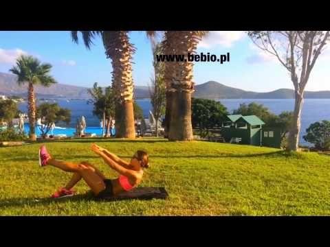 TOP 5 !! Ewa Chodakowska - abs + thighs