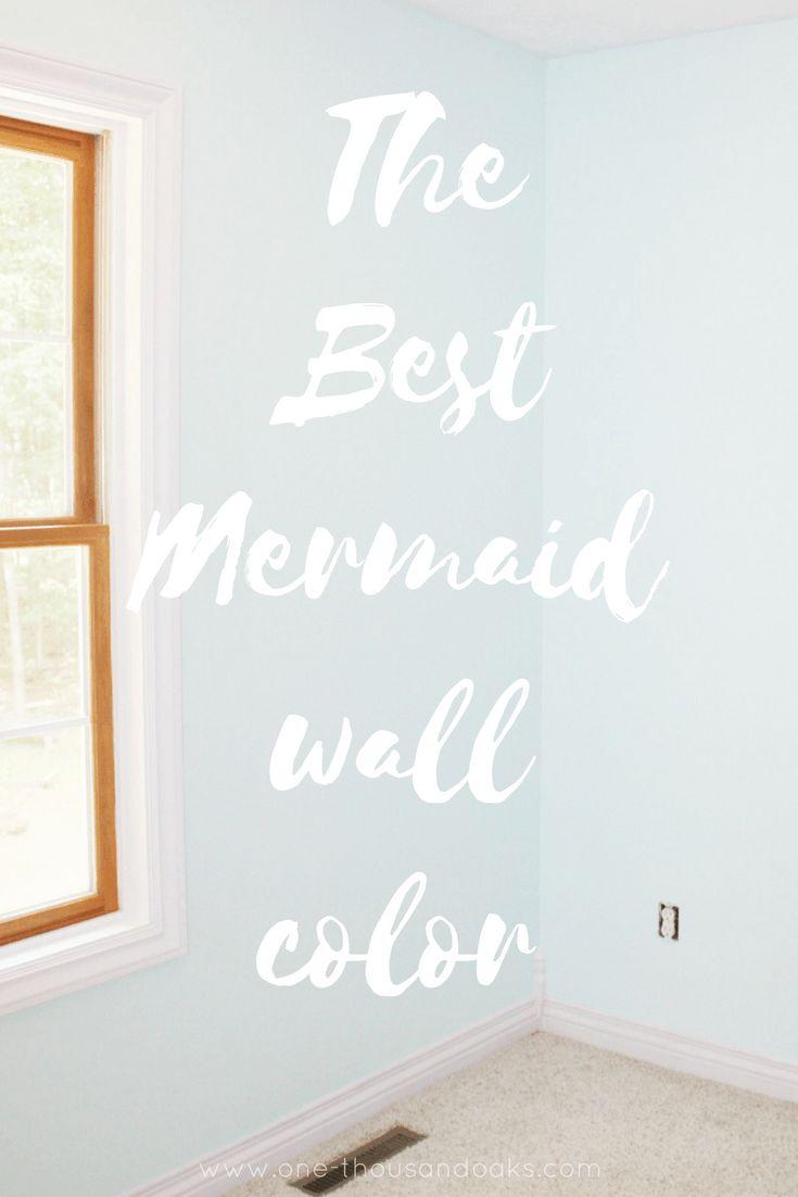 Little Mermaid Bedroom Decor 17 Best Ideas About Little Mermaid Room On Pinterest Little