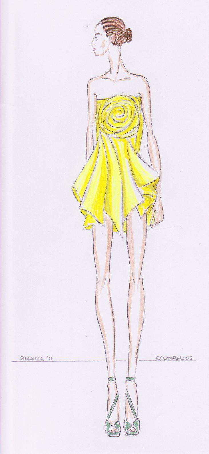 A sketch by Christos Costarellos himself for Gynaika magazine from back in the summer of 2011! #christoscostarellos #costarellos #fashion #couture #hautecouture #moda #mode #magazine #style #summer #editorial #luxury #luxuryfashion #shopping #la #losangeles #lafashion #art #mirror #designer #brand #fashionhouse #fbloggers #fashionbloggers #fashionphotography #madeingreece #retro #vintage #sequins #fashionweek #blastfromthepast #sketch #fashionsketch #designersketch #fashionillustration