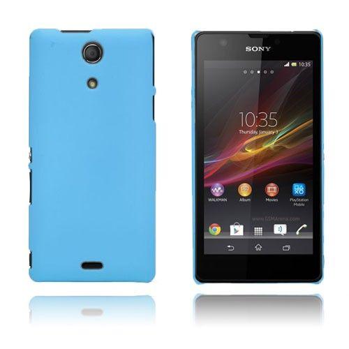 Smooth (Light Blue) Sony Xperia ZR Case