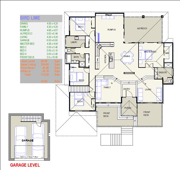 32 best images about sloping lot house plans on pinterest for Sloped lot house plans