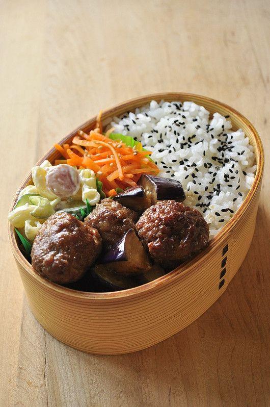 Meatball Bento 肉団子弁当