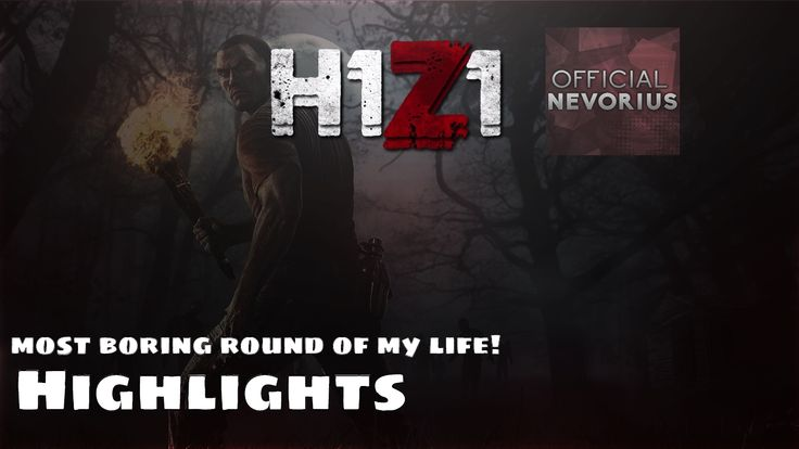 H1Z1 King of the kill | KotK | Probably the most boring and worst round ...
