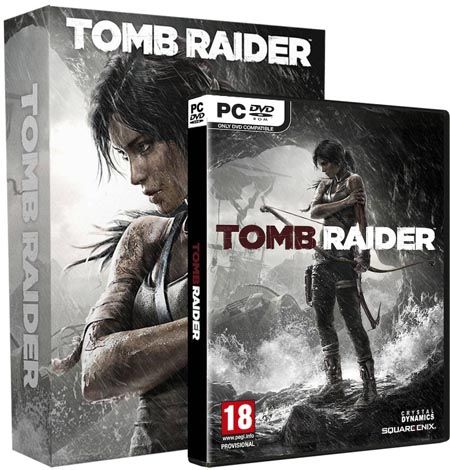 Tomb Raider SURVIVAL EDITION Full  Tomb Raider explores the intense and gritty origin story of Lara Croft and her ascent from a young woman to a hardened survivor. Armed only with raw instincts and the ability to push beyond the limits of human endurance, Lara must fight to unravel the dark history of a forgotten island to escape its relentless hold. Download the Turning Point trailer to see the beginning of Lara's epic adventure.