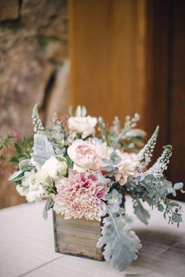 Boxed Centerpiece Wedding Flowers