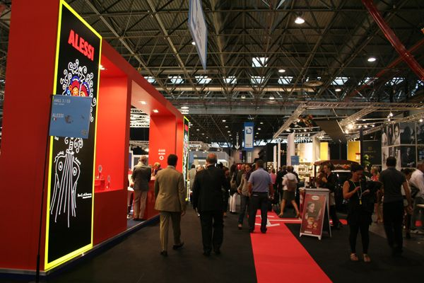 Stand Alessi