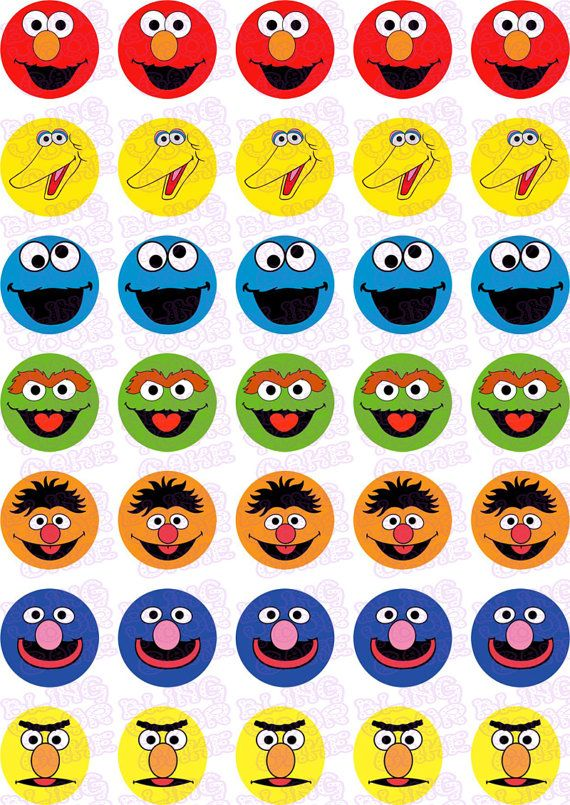 Hey, I found this really awesome Etsy listing at https://www.etsy.com/listing/192625796/sesame-street-elmo-big-bird-cookie