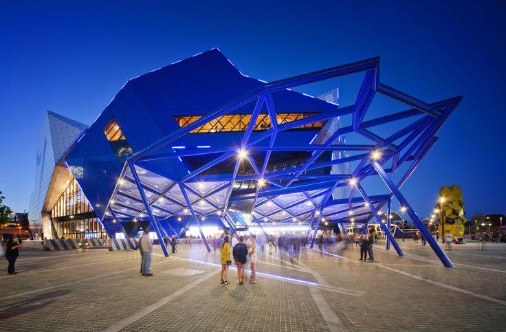 Perth Arena | ARM Architecture + CCN