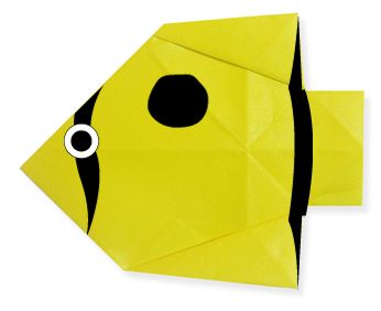 Origami Butterflyfish