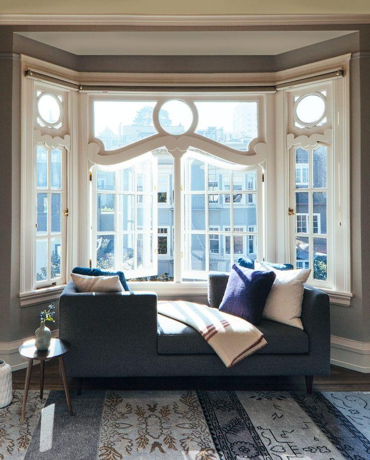Storage Bench Under Bay Window: 25+ Best Ideas About Bay Window Seats On Pinterest