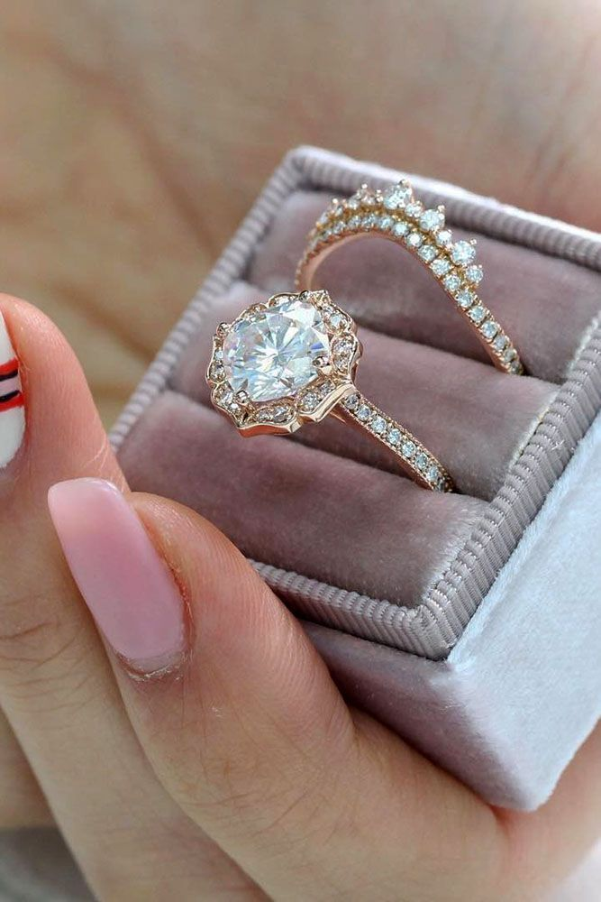 Stop By Capri Jewelers Arizona To View The Entire Valentineday Collection Free Chocolate Or Wedding Ring Sets Gold Wedding Band Sets Bridesmaid Jewelry Sets