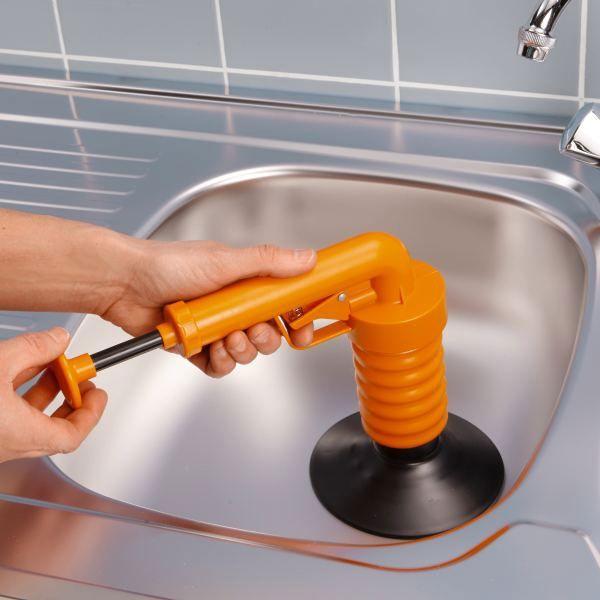 Drain Buster déboucheur | Matériel nettoyage maison
