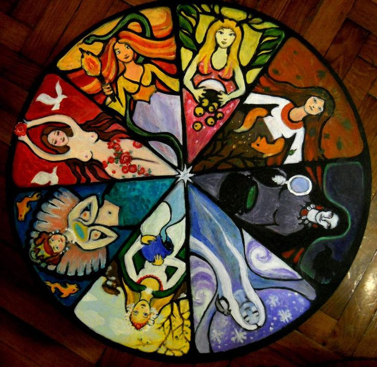 Goddess table  Amyrisz Olam  www.facebook.com/inspiraltotthon