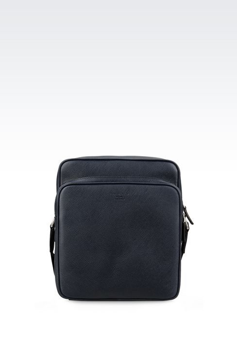 Linea Crossbody Messenger Bag Emporio Armani Buy Cheap Great Deals Outlet Eastbay VDYzw0