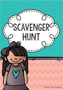 Scavenger Hunt:This is a cute Scavenger Hunt activity that can be used for your back to school first day activities to get your kids moving and meeting each other, or perhaps as a team building scavenger hunt activity at any time throughout the year!Within this Scavenger Hunt pdf you will find both male/female activity sheets!I hope you enjoy and rate my Scavenger Hunt activity sheet!Key words: Scavenger Hunt, team building, back to school, first day, first day activities, kindergarten…