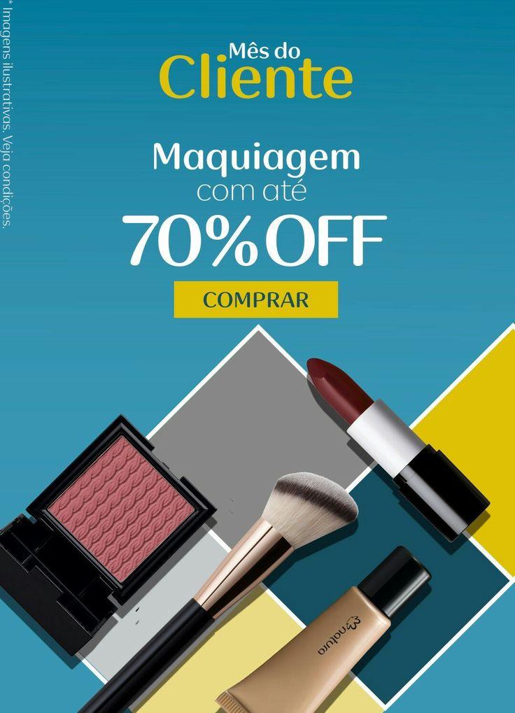#1000 produtos com 70%  de desconto em rede.natura.net/espaco/patyrock #Precos na minha loja on line. Revendedora Patricia R. V. de Menezes! :)