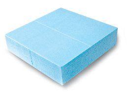 Dow Styrofoam Insulation Board, The Original Blue Board.