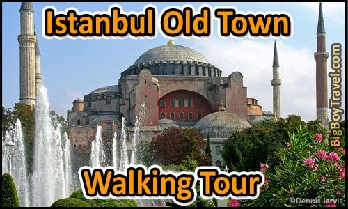 Old Town Istanbul Free Walking Tour covering Sulta…