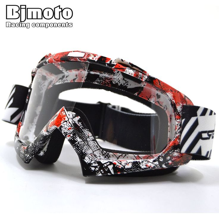 Cheap price US $11.95  Motocross Goggles Protective Glasses Snowboard Men Outdoor Gafas Casco Moto Windproof For Helmet Racing Ski Motorcycle Goggle