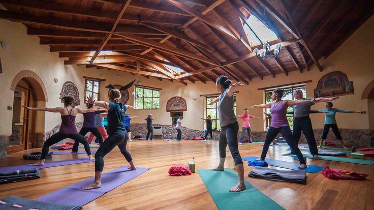 Best Yoga Retreats in South America | Willka T'ika, Sacred Valley, Peru www.giadaweekly.com @gdelaurentiis