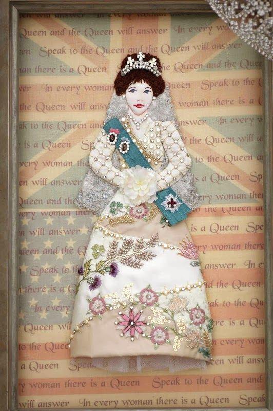 """Susan Elliott da IL RAMO D'ORO """"Ricamo come Arte Contemporanea - Embroidery as Contemporary Art""""  https://ilramodoro-katyasanna.blogspot.it/2013/03/ricamo-come-arte-contemporanea.html"""