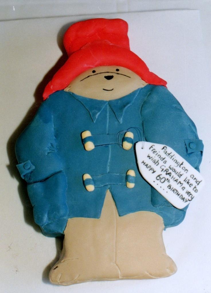 Cake Art Paddington : 126 best images about Paddington Bear