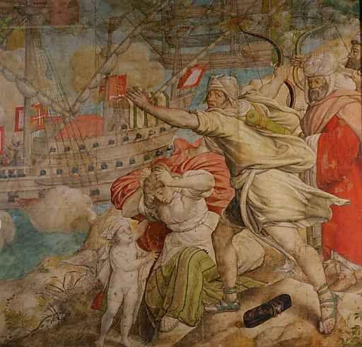 """Kunsthistorisches Museum Wien: Ausstellung zu den """"Tunis-Kartons"""" von Jan Conelisz Vermeyen"""