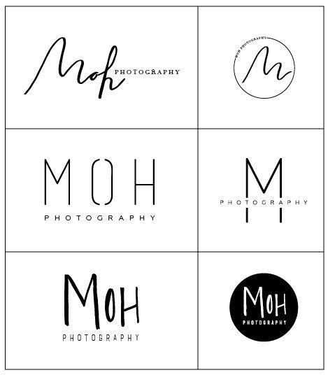website design process, logo concepts, minimal logo concepts, minimal logo design, minimal logo, clean logo, modern logo design, logo design for photographers