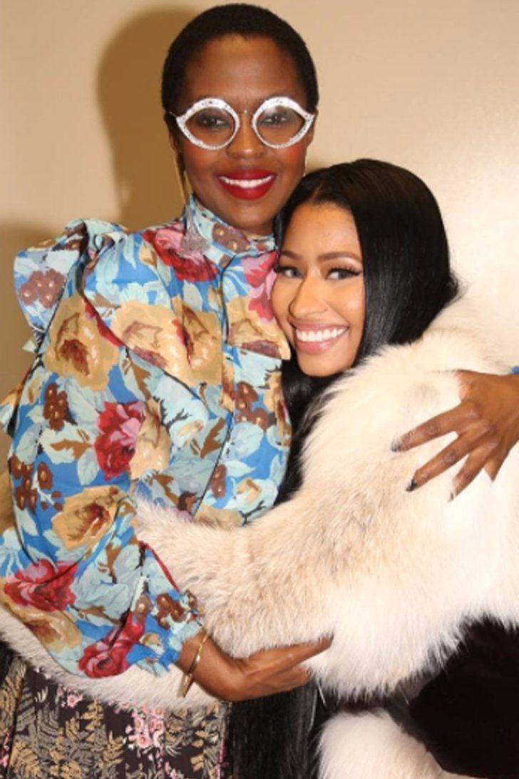 Nicki Minaj Couldn't Keep it Together While Meeting Her Idol, Lauryn Hill